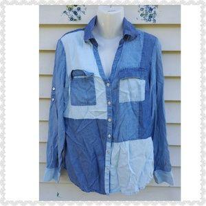 Used New York & Company Long Sleeve Top